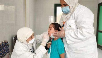 صورة صحة المنيا تقدم الخدمات الطبية والعلاجية لـ 1697 مواطن بقرية دير أبوحنس بمركز ملوي