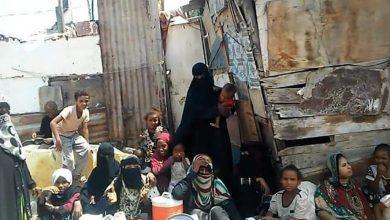 صورة انتهاكات جديدة تطال 200 أسرة في عدن