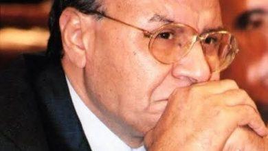 صورة وزيرة الثقافة تنعى الكاتب الكبير الدكتور فوزى فهمى الرئيس الأسبق لأكاديمية الفنون