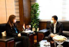 صورة وزيرة التخطيط والتنمية الاقتصادية تناقش مع سفير تايلاند مجالات جذب المستثمرين التايلانديين للاستثمار في مصر
