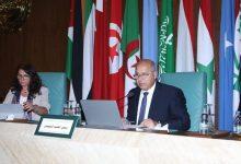 صورة كامل الوزير: يشارك في اجتماع الدورة 34 لمجلس وزراء النقل العرب