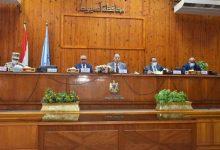 صورة عصام سعد:يشدد على إزالة كافة التعديات على أملاك الدولة والاستعداد لأية تقلبات جوية والتوسع في تطعيم المواطنين والمواجهة الحاسمة للحرق المكشوف للمخلفات الزراعية